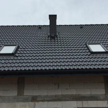 Dachówka betonowa BRAAS LUMINO CELTYCKA Grafit