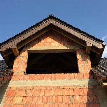 Dachówka ceramiczna BRAAS RUBIN 13V Tekowy