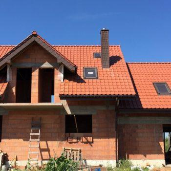 Dachówka ceramiczna KORAMIC L15 Czerwona Angoba