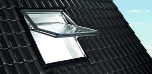 okno dachowe roto r79 trzyszybowe z termo blokiem wd wysokoosiowe