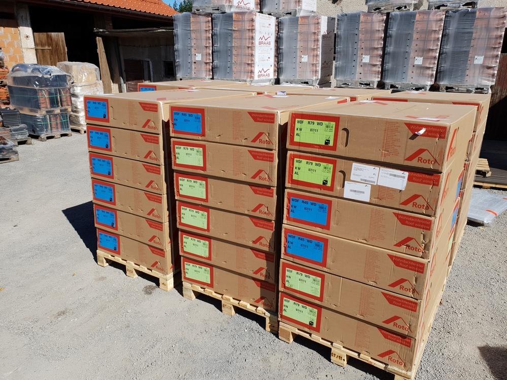 Okna dachowe ROTO R79 – Trzyszybowy pakiet i blok Thermo-WD